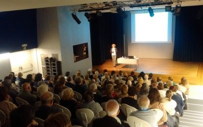 Ciclo alimentación. Auditorio Centre Cívic Urgell. 29 de noviembre, 13 diciembre, 20 diciembre