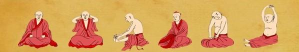 Curso de Qigong del 6 de abril al 22 de junio. Los 12 Brocados de Seda o las 12 Joyas