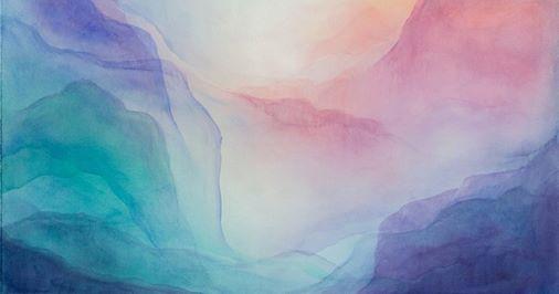 Taller online de pintura terapèutica amb aquarel.la
