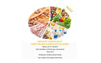 Taller Alimentació Saludable