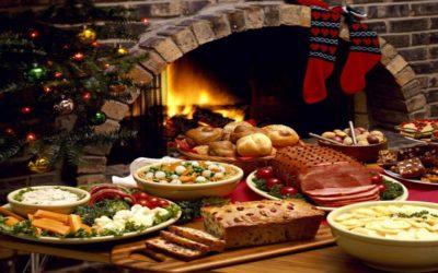 Consejos dietéticos para «sobrevivir» a los excesos navideños. 12 diciembre 18h